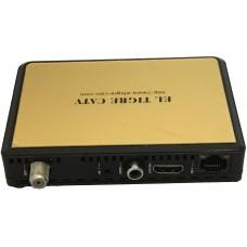 Satellite receiver DVB-S2 IPTV stream udp mpegts