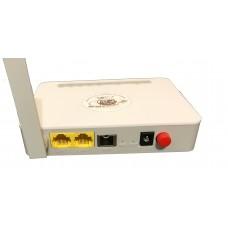Onu ( home terminal ) wifi 2 ethernet port gpon