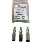 Fiber Optic attenuator 3,5,7,10 dbm