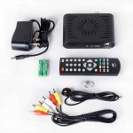 Set top box dvb-c mpeg4/mpeg2 SD