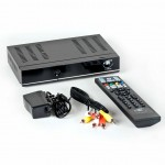 Set top box HD mpeg4/mpeg2 - caja digital dvb-cD