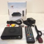 DVB-C mpeg2