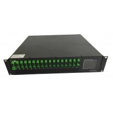 EDFA COMBINER WDM  8,16, 32 ports 22 db