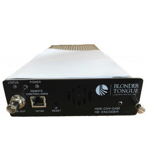 Encoder/Modulator HD 1 channel mpeg2 /ac3 de segunda